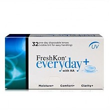FreshKon 菲士康 EveryDay 日抛型隐形眼镜 32片55元包邮